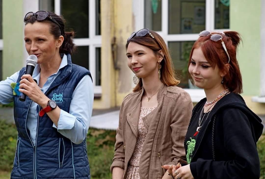 Lisek Ibisek w Osadzie Janaszkowo!